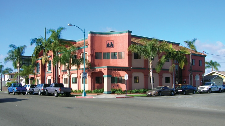 north park clinic location